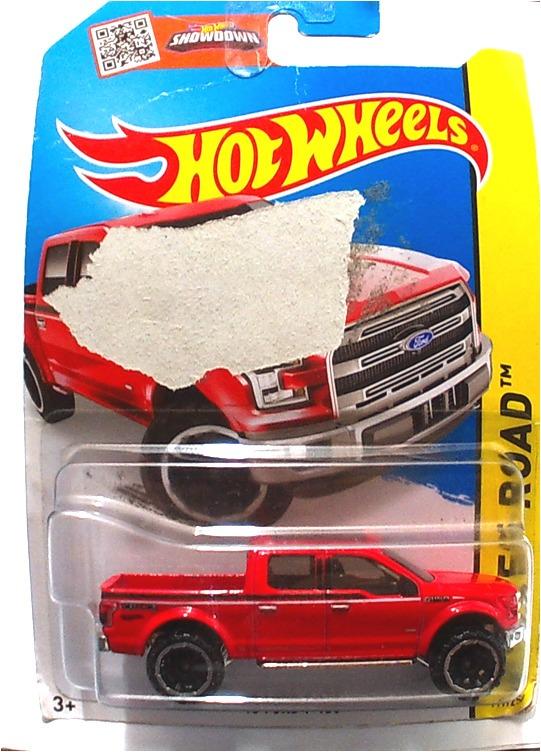 15 Carro Hot Wheels F 150 Juguete Ford Coleccion bgfyY67