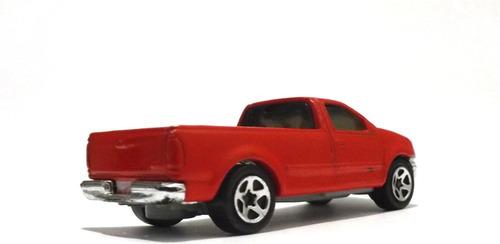 carro juguete coleccion hot wheels ford ford f-150 97