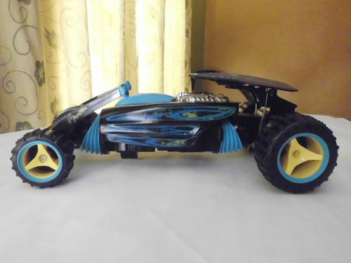 carro juguete insector a control remoto