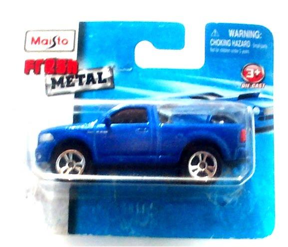 Carro Juguete Maisto Dodge Ram 1500 Bs 7 000 00 En Mercado Libre