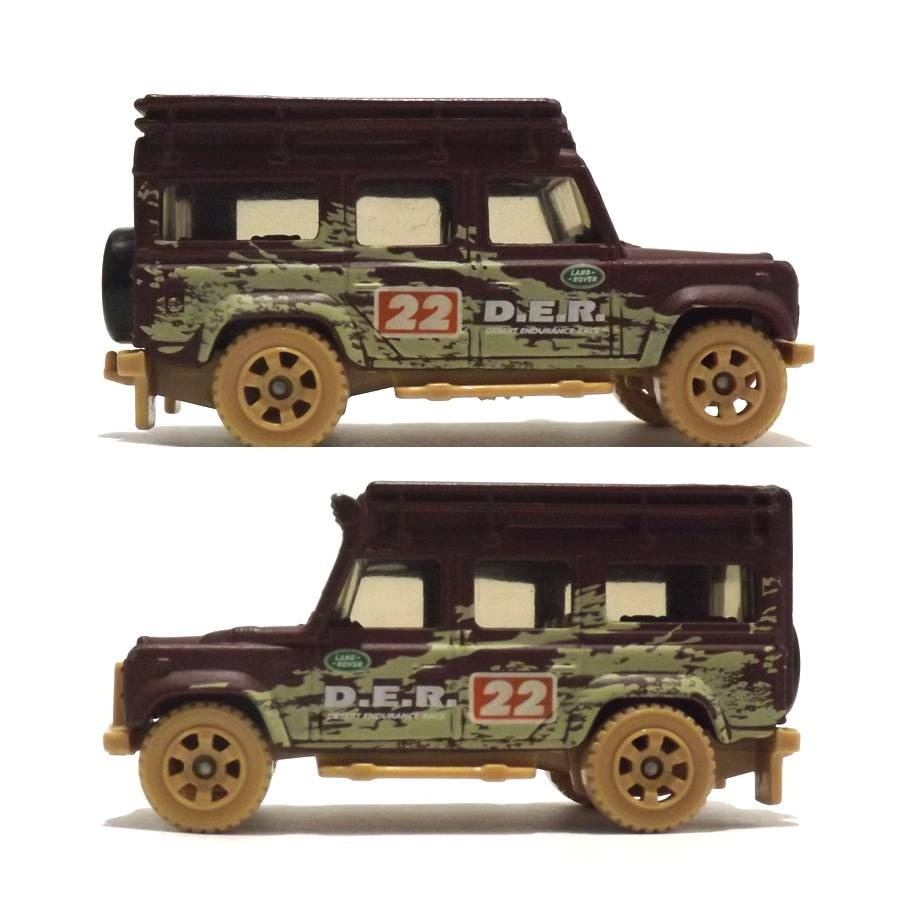 Carro Juguete Matchbox Land Rover Defender Bs 2 500 00 En Mercado