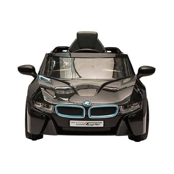Carro Juguete Ninos Bmw I8 Spyder Prinsel Negro Alta C Be 1 799