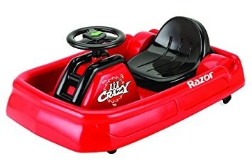 Carro Juguete Razor Jr Lil Color Rojo Auto Loco 462 800 En