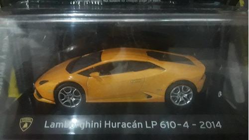carro lamborghini huracan lp610-4 2014. e: 1:43. original