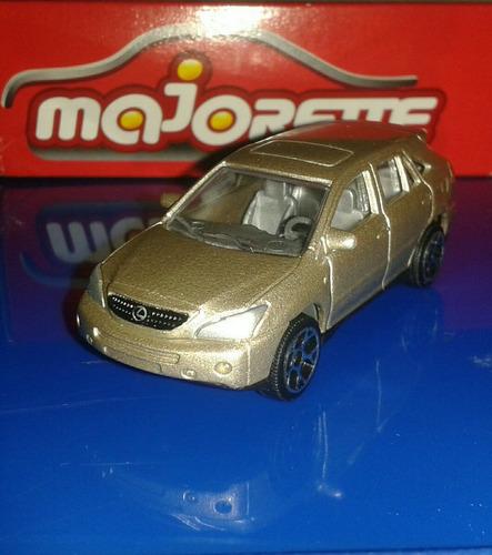 carro lexus rx 400h majorette escala 1/61