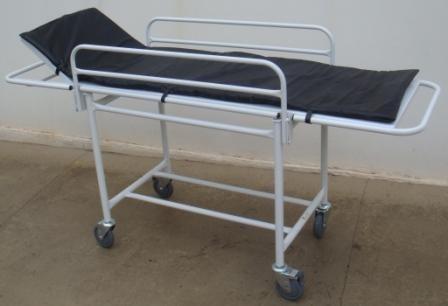 carro maca padiola hospitalar