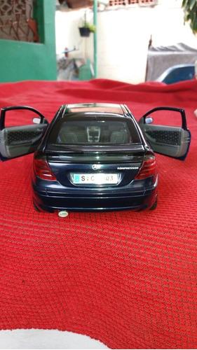 carro mercedes benz escala 1/18 made in thailand