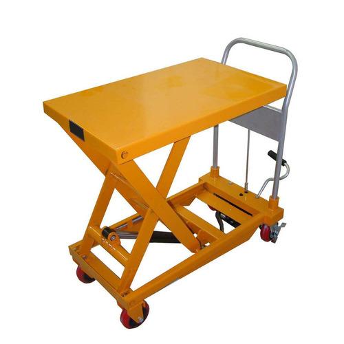 carro mesa pantográfica 750 kg m750 acm tools
