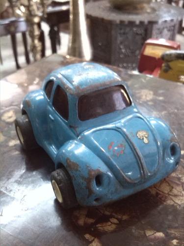 carro metalico de colección japones antiguo