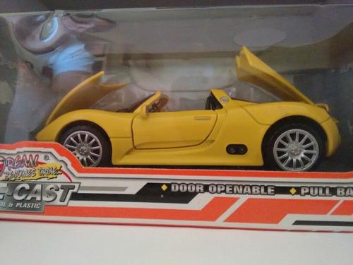 carro miniatura original escala 1/32 dream become die-cast