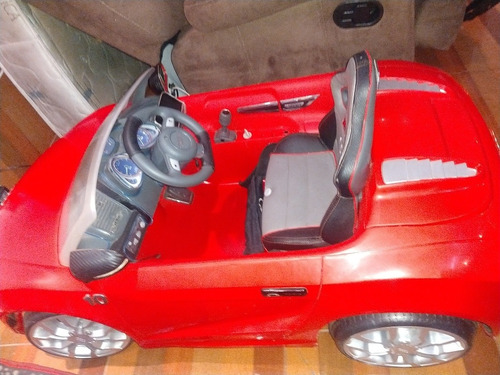carro montable audi r8 seminuevo