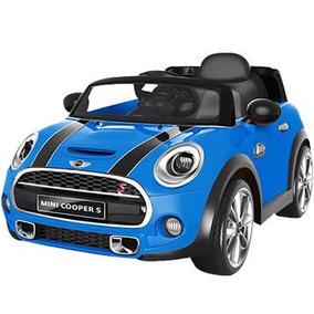 5d45fd52a Mini Cooper Montable Eléctrico Carro Control Remoto - Carros a Batería para  Niños en Mercado Libre México