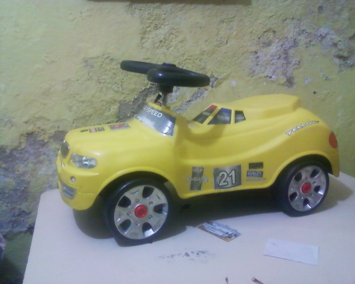 Carro Montable Grande De Juguete Usado Bs 12 000 00 En Mercado Libre