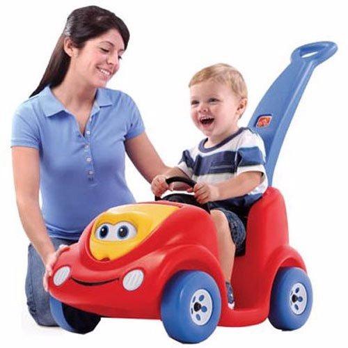 9a47f6fbc Carro Montable Para Niños Carrito Jalar Bebes Step2 Buggy ...