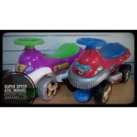Carro Montable Super Speed Niños Juguete Regalo
