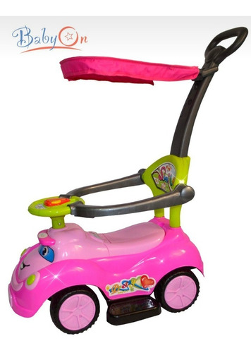 carro montables musical  bebe