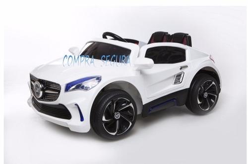 carro moto jeep recargable electricos montable niños c/trol