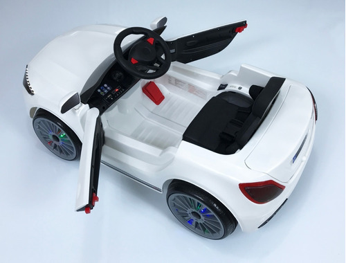 carro moto recargable electrico montable niño niña r/c 12v