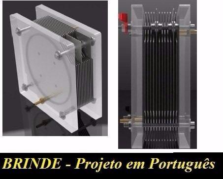 carro movido a água (projeto gerador de hidrogênio)