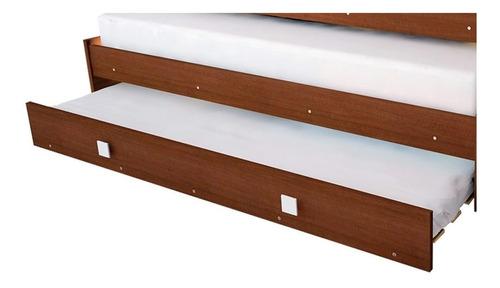 carro o 3 cajones bajo cama con rueda medida standart mueble