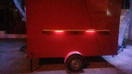 carro panchero rojo