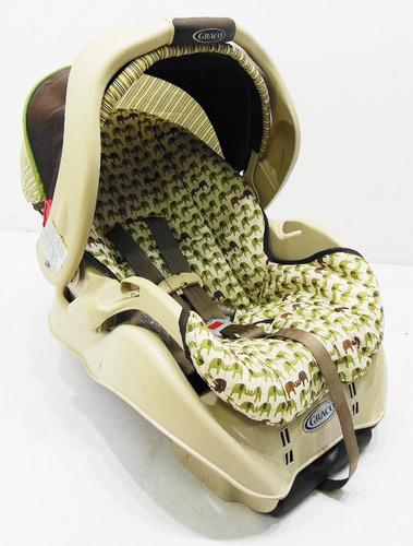 carro para bebe silla