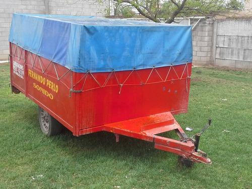 carro para carga general reforzado