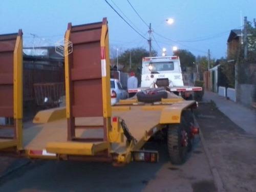 carro para mini cargador u otras cargas pesadas