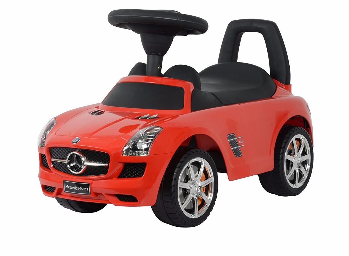 Carro Para Montar Para Nino Mercedes Benz Rojo 499 900 En