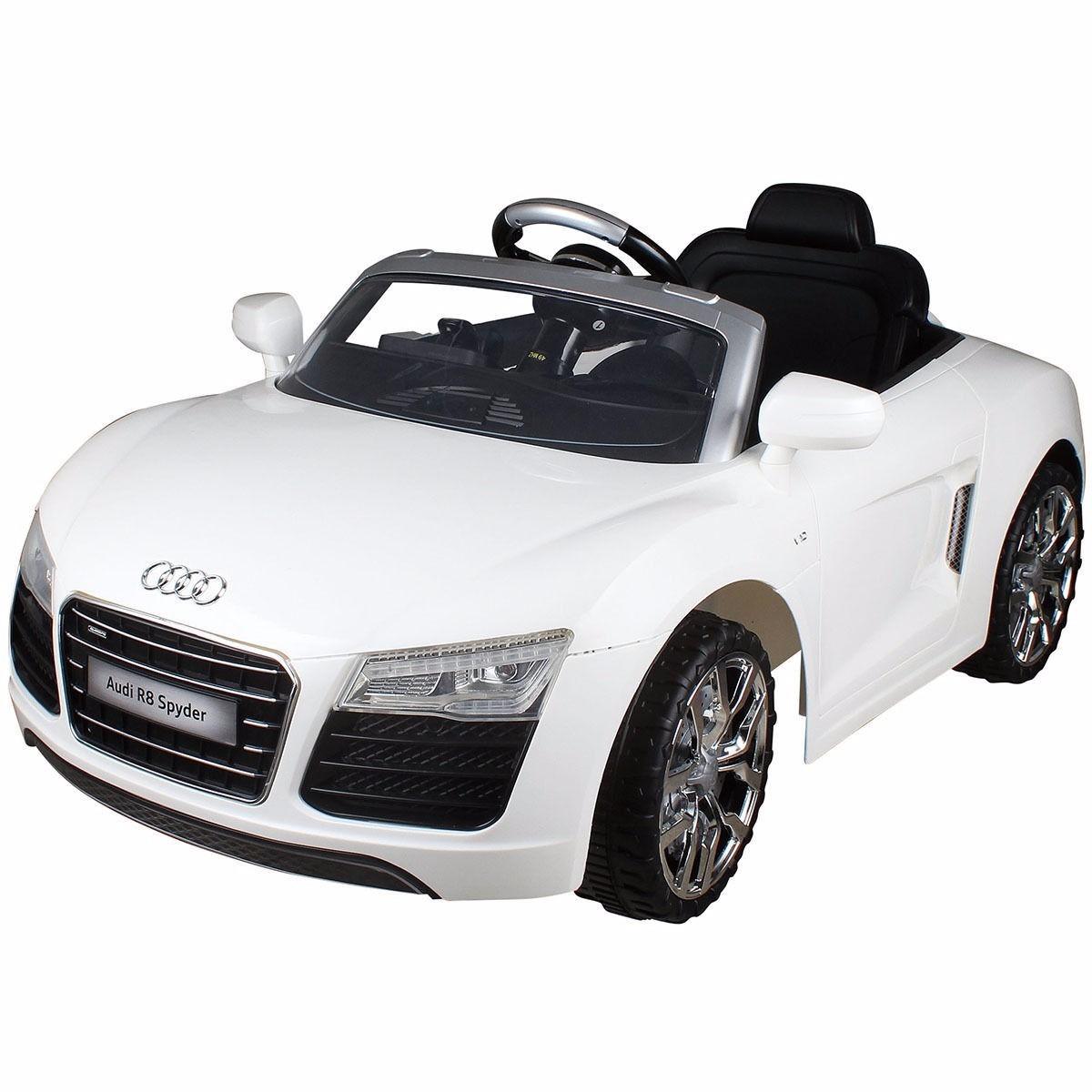 Carro Electrico Audi8 Para Niño