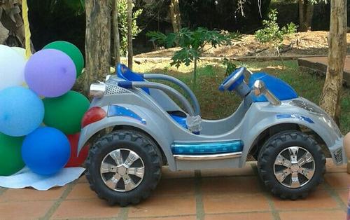 carro para niños batería
