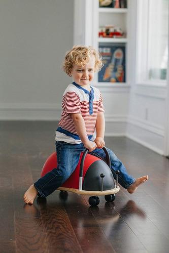 carro para niños en forma de abeja grande