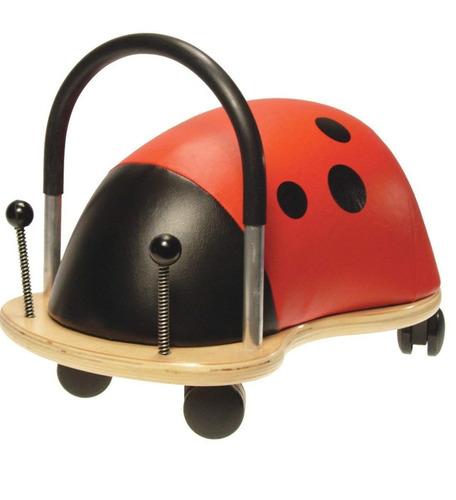 carro para niños en forma de cerdo grande