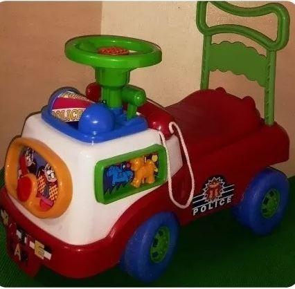 carro para niños juegos