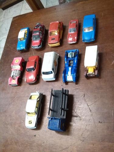carro pequeño de coleccion antiguos metalicos precio x c/u