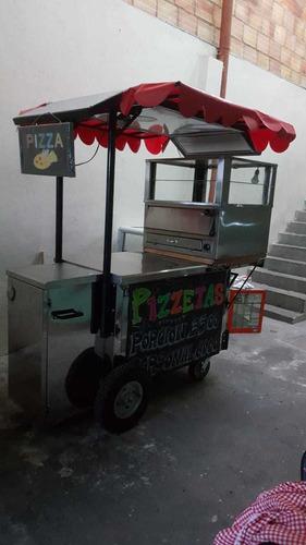 carro pizzero