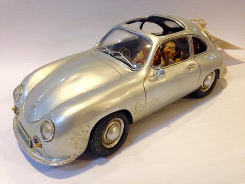 carro porsche 356 esc 1/12 forchino figuras escultura