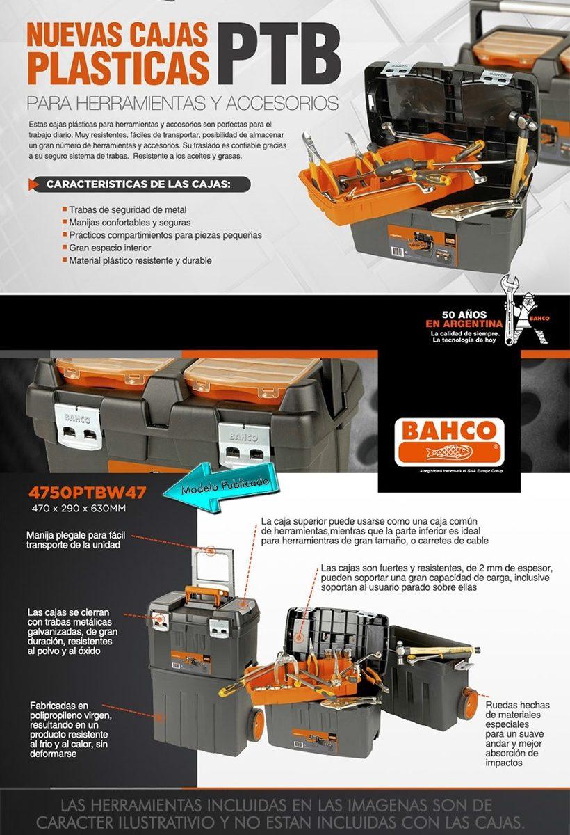 carro porta herramientas bahco desmontable +caja organizado. Cargando zoom. f7be75c761cc