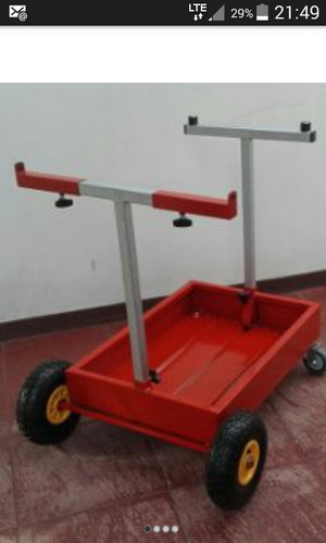 carro porta karting