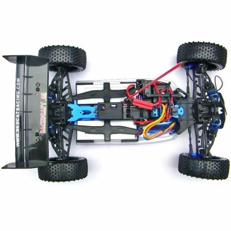 carro radiocontrol redcat backdraft 8e electrico 1/8