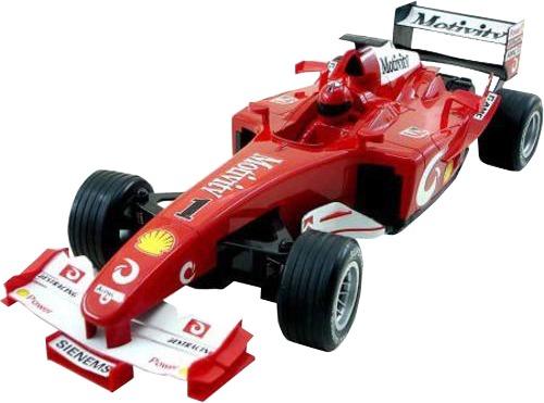 Carro Rc Ferrari Carreras Formula1 Semi Profesional ...