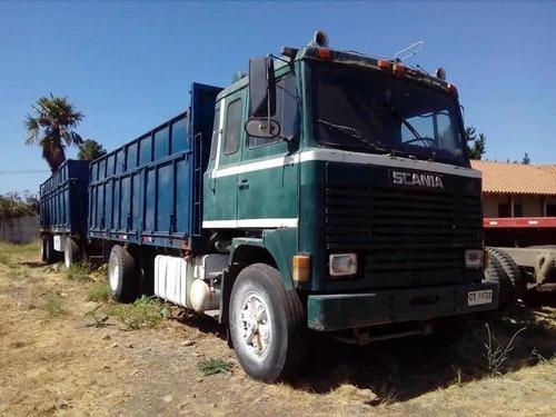 carro remolque picasso tr 12. pbv 27.000 kg carga 21.000 kg