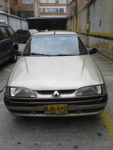carro renault r19 1.6 1998 dorado gasolina