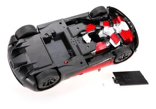 carro robots transformer a control remoto potente