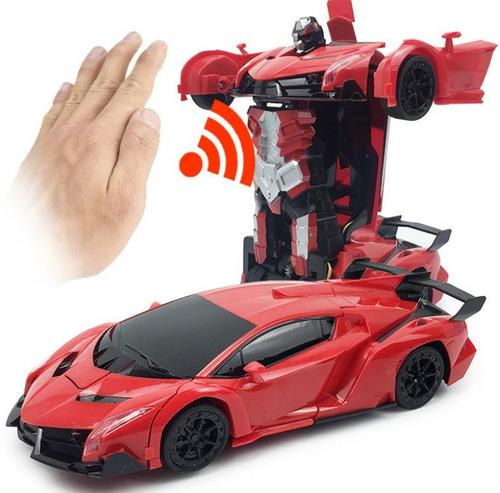 carro robots transformers hurtingares control remoto
