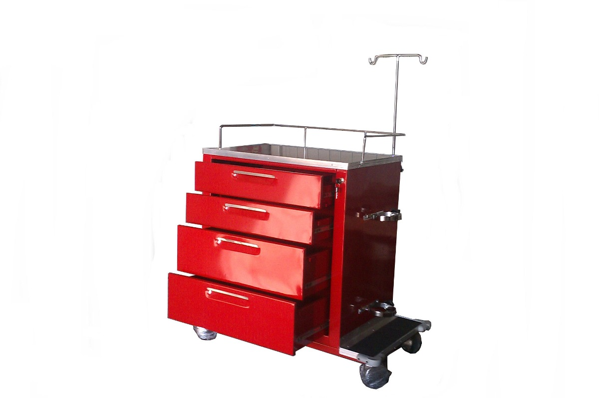 Carro rojo 4 en mercado libre for Coches con silla para carro