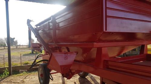 carro semillero y fertilizante gimetal