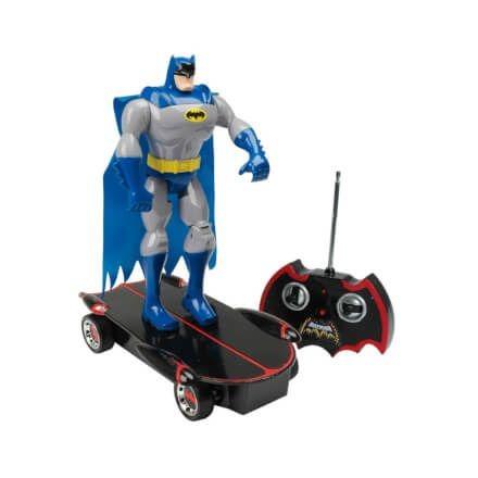 Carro Skate Homem Batman Com Controle Infantil Novo Promoção - R ... 830bb5fd4db