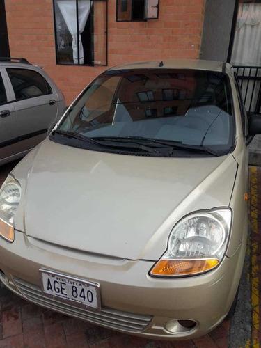 carro spark venezolano modelo 2007