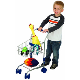 Carro Supermercado  Metal Juguete Niños /as